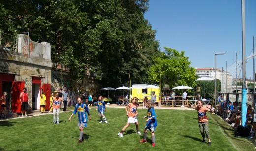 Mädchenfußballturnier